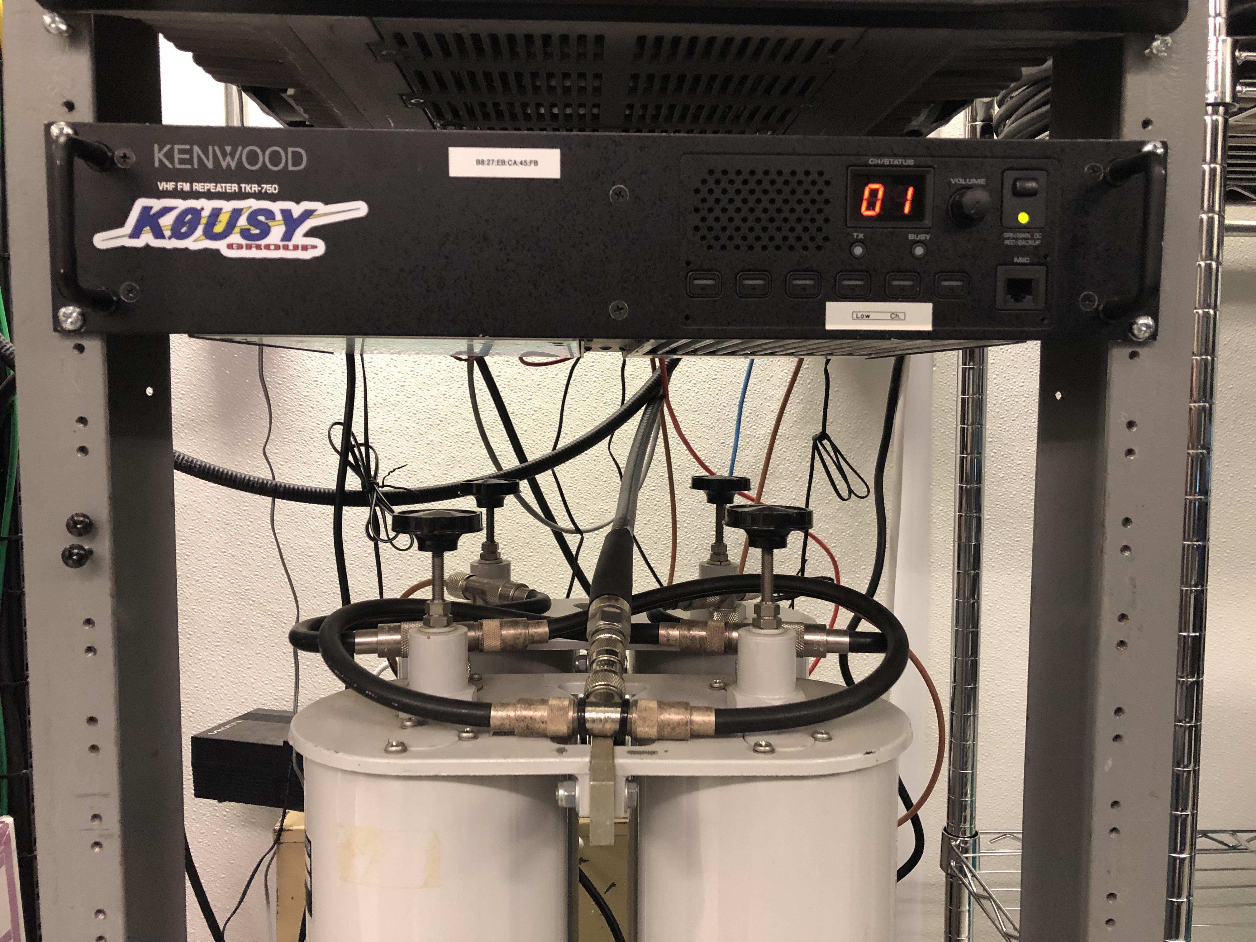 Topeka 2 – 146 805 – WV0S – KS-DMR Network