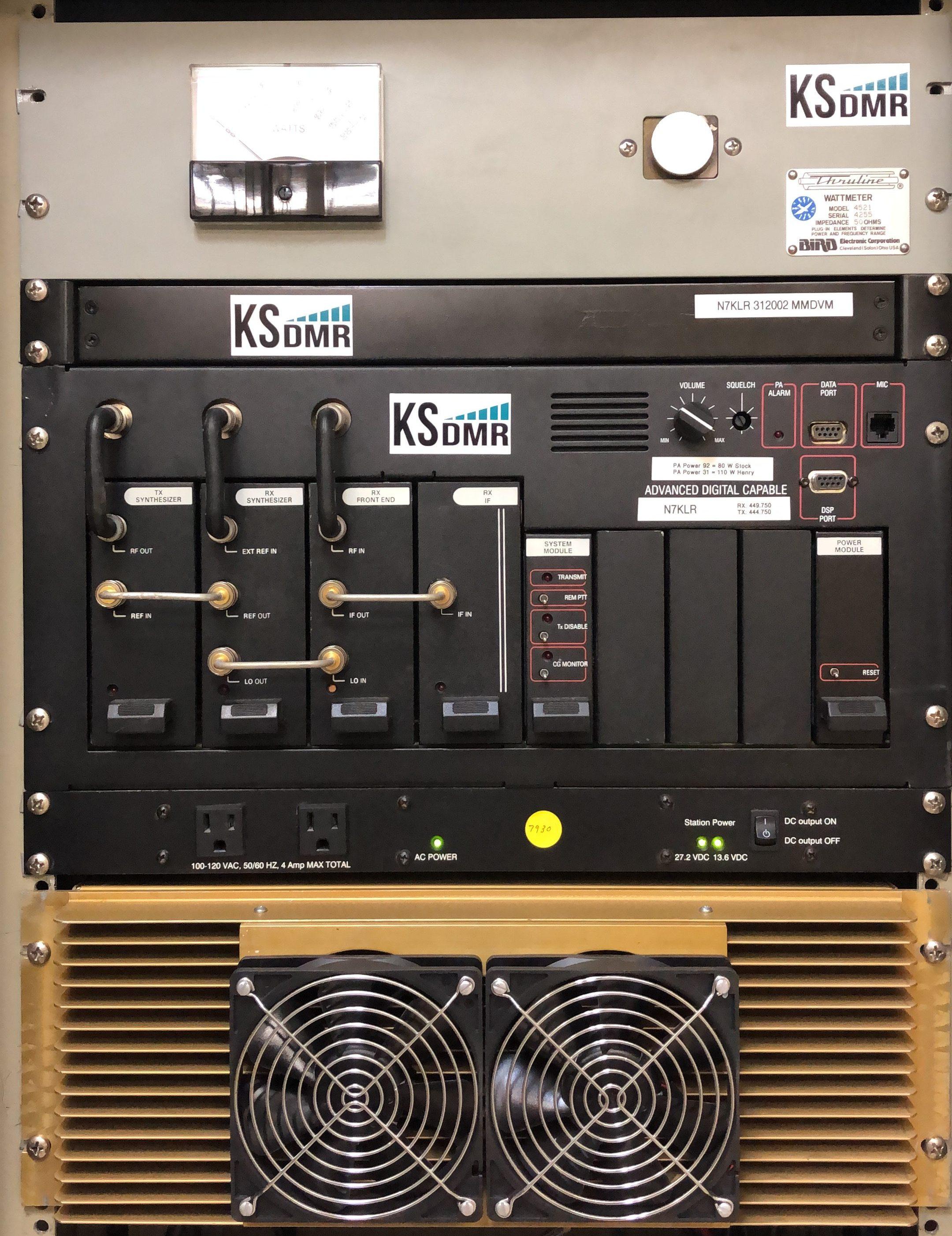 Minneapolis – 444 750 – N7KLR – KS-DMR Network