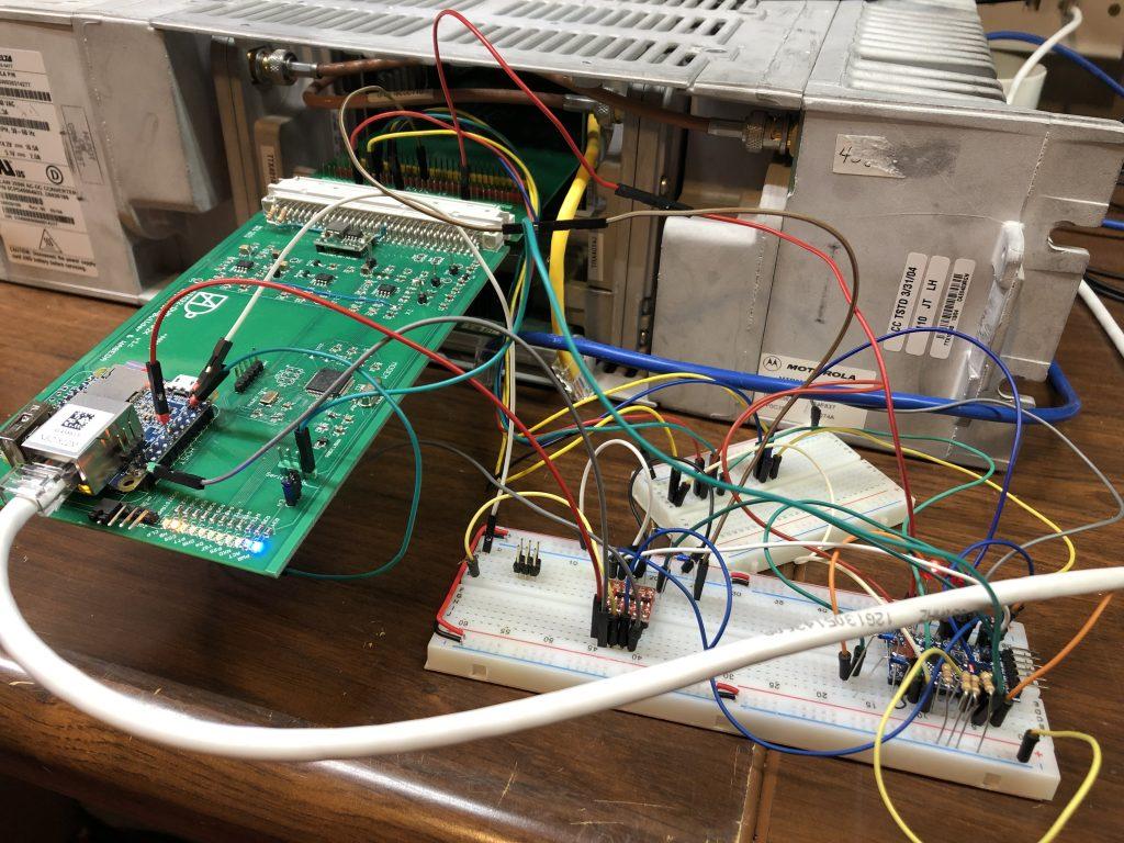 Coming Soon: STM32-DVM-MTR2K V2 0 – KS-DMR Network